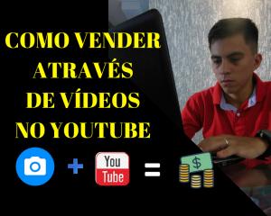 como vender através de vídeos